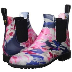 New in box joules rockingham rain shoes